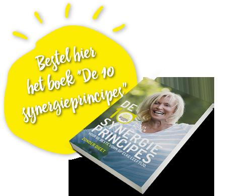 """Bestel hier het boek """"De 10 Synergie principes"""""""